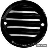 CACHE ALLUMAGE - BIG TWIN 70/99 ET SPORTSTER 04UP - ROLAND SANDS DESIGN - NOSTALGIA - CONTRAST CUT
