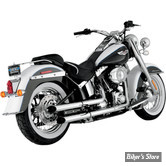"SILENCIEUX DRAG SPECIALTIES - PYTHON - 2 1/2"" - SOFTAIL 05UP - CHROME"
