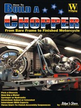 CONSTRUCTION - BOOK, HOW TO BUILD A CHOPPER
