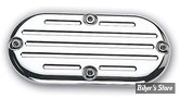 TRAPPE D INSPECTION - BIG TWIN 65/06 - PRO ONE - BALL MILLED - CHROME