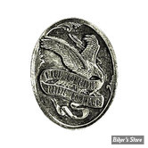 GANTS - ROLAND SANDS DESIGN - RSD - GLOVES JUDGE - COULEUR : BRUN/TABAC - TAILLE 6 / XXL