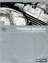 MANUEL D'ATELIER EN FRANÇAIS - TOURING 2001