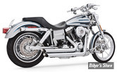 ECHAPPEMENT FREEDOM PERFORMANCE - AMENDMENT - 2EN2 - DYNA 06UP - CHROME