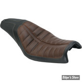 SELLE ROLAND SANDS DESIGN RSD - DYNA 06UP - ENZO - NOIR / MARRON