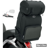 SAC DE SISSY BAR - SADDLEMEN - S2600 - DELUXE SISSY BAR BAG -