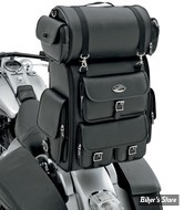 SAC DE SISSY BAR - SADDLEMEN - EX2200 - DELUXE SISSY BAR BAG -
