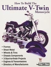 CONSTRUCTION - BOOK, HOW TO BUILD THE ULTIMATE VTWIN