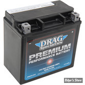 BATTERIE - 66010-97 A/B/C - DRAG SPECIALTIES - PREMIUM PERFORMANCE - AGM / GEL