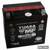 BATTERIE - 65958-04 - YTX14L-BS - Yuasa