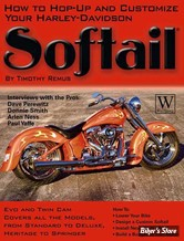 CUSTOM - HOP UP & CUSTOMIZE YOUR SOFTAIL