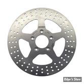 Disque avant - 00up - 44156-00 - Braking - Round Solid Inox