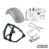 240 - KIT PNEU LARGE 240 - Performance Machine - PM Phatail - Softail 00/06 - Garde boue lisse