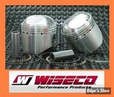 kit pistons Wiseco Shovelhead/Panhead 1200cc 9:1 +0.020