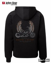 JOHN DOE - HOODIES - WINGS - 3 - M