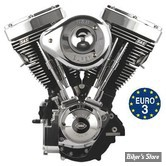 Evo - V124 - Moteur S&S - Euro 3 - Allumage IST - Noir - 31-9477