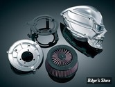 KIT FILTRE A AIR KURYAKYN - BT93/99 - Skull - Chrome - 9942