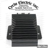 REGULATEUR - SOFTAIL 2008UP - Cycle Electric Inc. - noir
