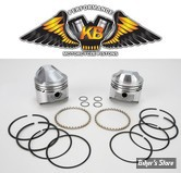 Kit pistons Keith Black (KB) - XL 1000 72/E85 - +0.020