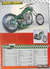2004 / TACTFULL GAME & ACE OF SPADE : Magazine Easyriders n°372 Juin 2004 (9)