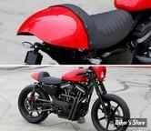 SELLE BURLY Brand - Café Racer Tail Section - Sportster 82/03 - Partial Cover / Partie Arrière à peindre