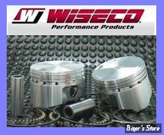 kit pistons Wiseco BigTwin 1340 Evolution 11:1 +0.020