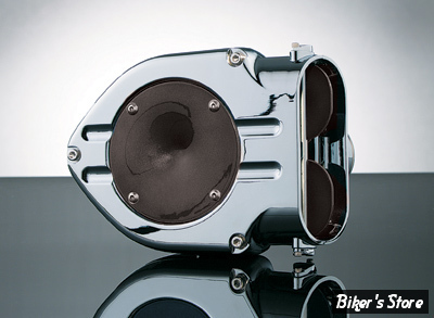 KIT FILTRE A AIR KURYAKYN - BT93/99 - KIT HYPERCHARGER STANDARD - CHROME/NOIR