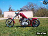 "2007- 5 Sportster Rigide ""Chopper"", avec pneu de 200."