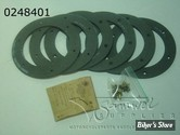 ECLATE A - PIECE N° 43 - KIT EMBRAYAGE - LINING SET, FRICTION DISCS - OEM 37854-41 / 2484-41A