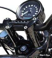 "EXTENSIONS DE RISERS - SPORTSTER 1200X 10UP - LA CHOPPERS - HAUTEUR : 2"" - FINITION : NOIR"