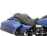 SELLE DRAG SPECIALTIES - FORWARD-POSITIONING LOW PROFILE TOURING SEATS WITH EZ GLIDE II™ BACKRESTS  - TOURING 08UP - PILLOW