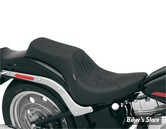SELLE DRAG SPECIALTIES - PREDATOR 2UP - Softail 06/17 (200) - FLAME STITCH