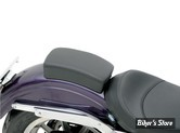 SELLE DRAG SPECIALTIES - WIDE SOLO SEAT - BIGTWIN FL/FX 66/84 - SMOOTH : Pouf Passager