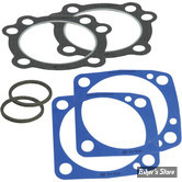 KIT JOINTS DE CULASSES ET EMBASES - 90-1905 - pour culasses S&S PERFORMANCE 3 1/2