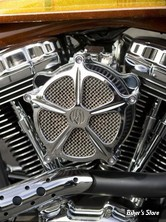 - FILTRE A AIR - Roland Sands RSD - TOURING 08/16 / SOFTAIL 16/17 / DYNA FXDLS 16/17 - Speed 5 - CHROME