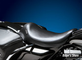 SELLE DRAG SPECIALTIES - CABALLERO LOW PROFIL SEAT - SPORTSTER 04UP - SOLAR REFLECTIVE - DIAMOND