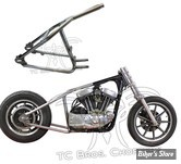 KIT RIGIDE A SOUDER  - TC BROS CHOPPERS - SPORTSTER 82/03 - WELD ON HARDTAIL FRAME - PNEU DE 130/150