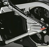 X / CACHES BRAS OSCILLANT SOFTAIL - KURYAKYN - SWING-ARM COVER - SOFTAIL 86/99 - ECLAIRÉ - 8222