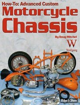 CUSTOM - MOTORCYCLE CHASSIS