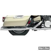 SILENCIEUX BARON SLIP-ON MUFFLER BAG SLASH PIPES - XVZ 1300