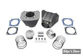 883 EN 1200 - KIT DE CONVERSION 883CC EN 1200CC - XL04up - 9:5:1 - Wiseco - Silver