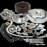 Carburateur S&S super E - Complet - Shovelhead 79/84 plat - 11-0411