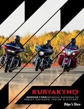 CATALOGUE KURYAKYN HARLEY / INDIAN / VICTORY - EN LIGNE