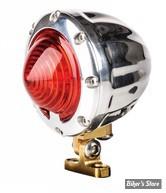 FEU ARRIERE - ALUMINIUM - VITY'S DESIGN - LED - POLI / CERCLAGE : POLI
