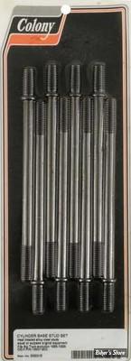 ECLATE G - PIECE N° 18 - Kit de goujons d embase de cylindres - BT84/99 - 16837-85C - Colony