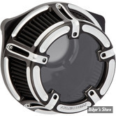 - FILTRE A AIR - ARLEN NESS - SPORTSTER 91UP - NESS METHOD CLEAR SERIES AIR CLEANER - CONTRAST CUT - CONTRAST CUT - 18-963
