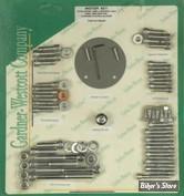 KIT VISSERIE MOTEUR - SOFTAIL 84/85 - GARDNER WESCOTT - ALLEN - INOX