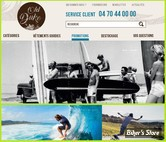 OLDDUKE : Nouveau site SURF & SKATE Shop