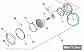 BONNET - SCHAMPA - PONYTAIL SKULL CAP - CHEVEUX LONGS - COULEUR : NOIR