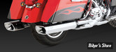 SILENCIEUX VANCE & HINES - MONSTER SQUARED - CHROME