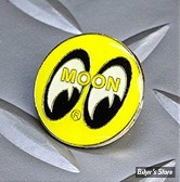 PIN'S / HAT PIN - MOON - EYEBALL